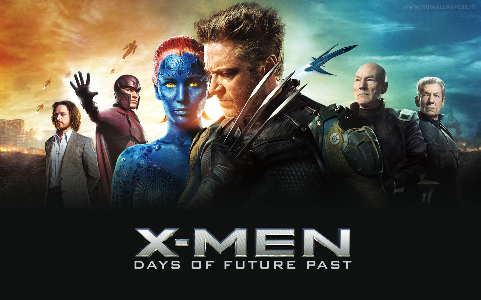 """SciFiNow has posted an interview with """"X-Men: Days of Future Past"""" director Bryan Singer, who states it's """"not healthy"""" for people to compare Fox's X-Men ..."""
