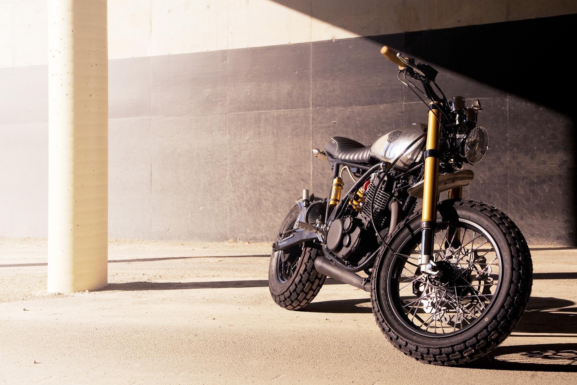 Yamaha deus ex machina