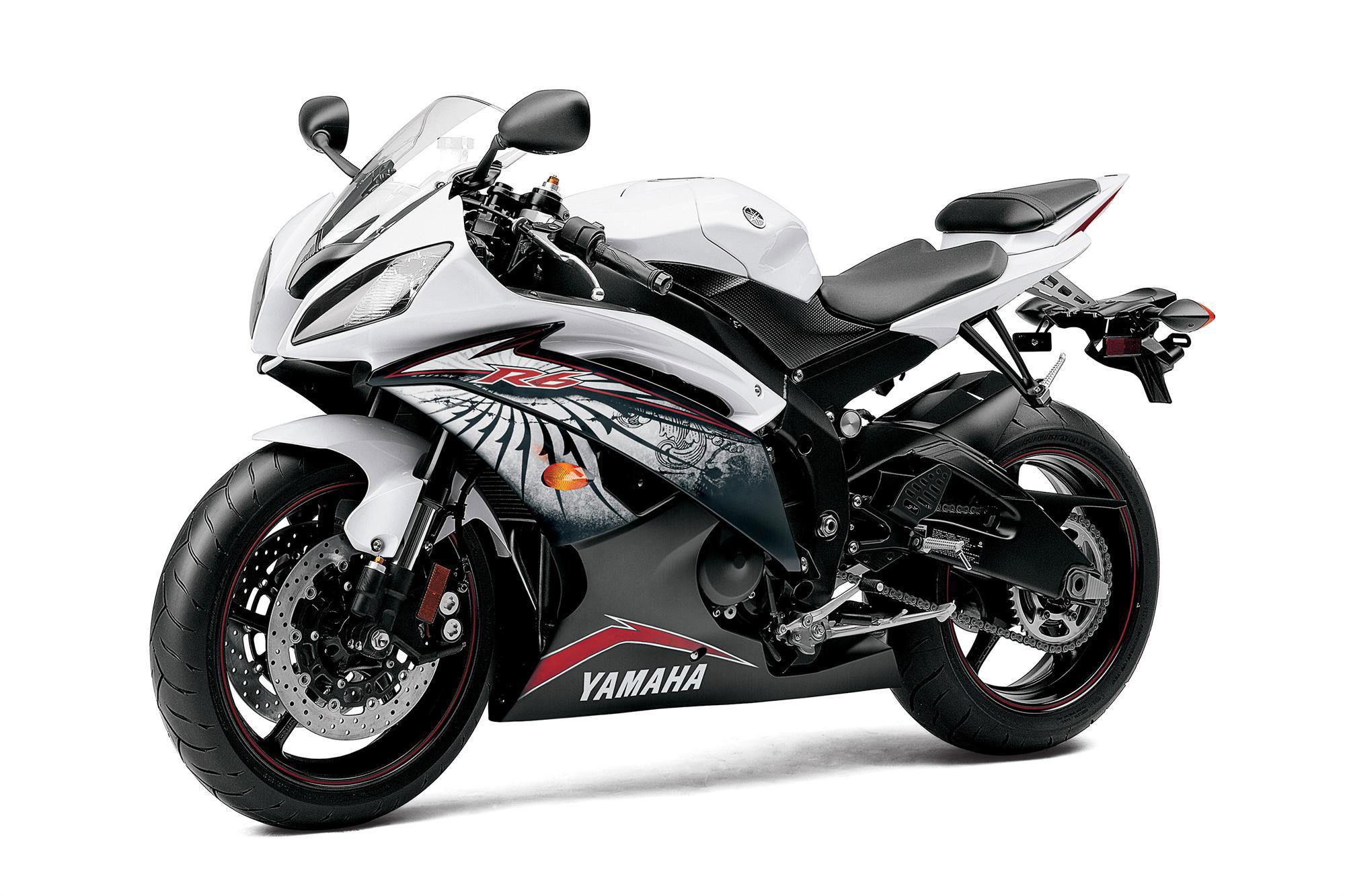 Yamaha Motorcycle YZF R6