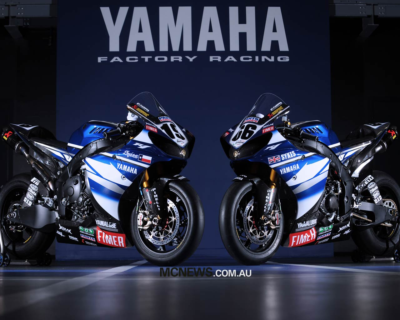Wallpaper Yamaha Super Bikes: Yamaha Wallpaper Hd Wallpapers 1280x1024px