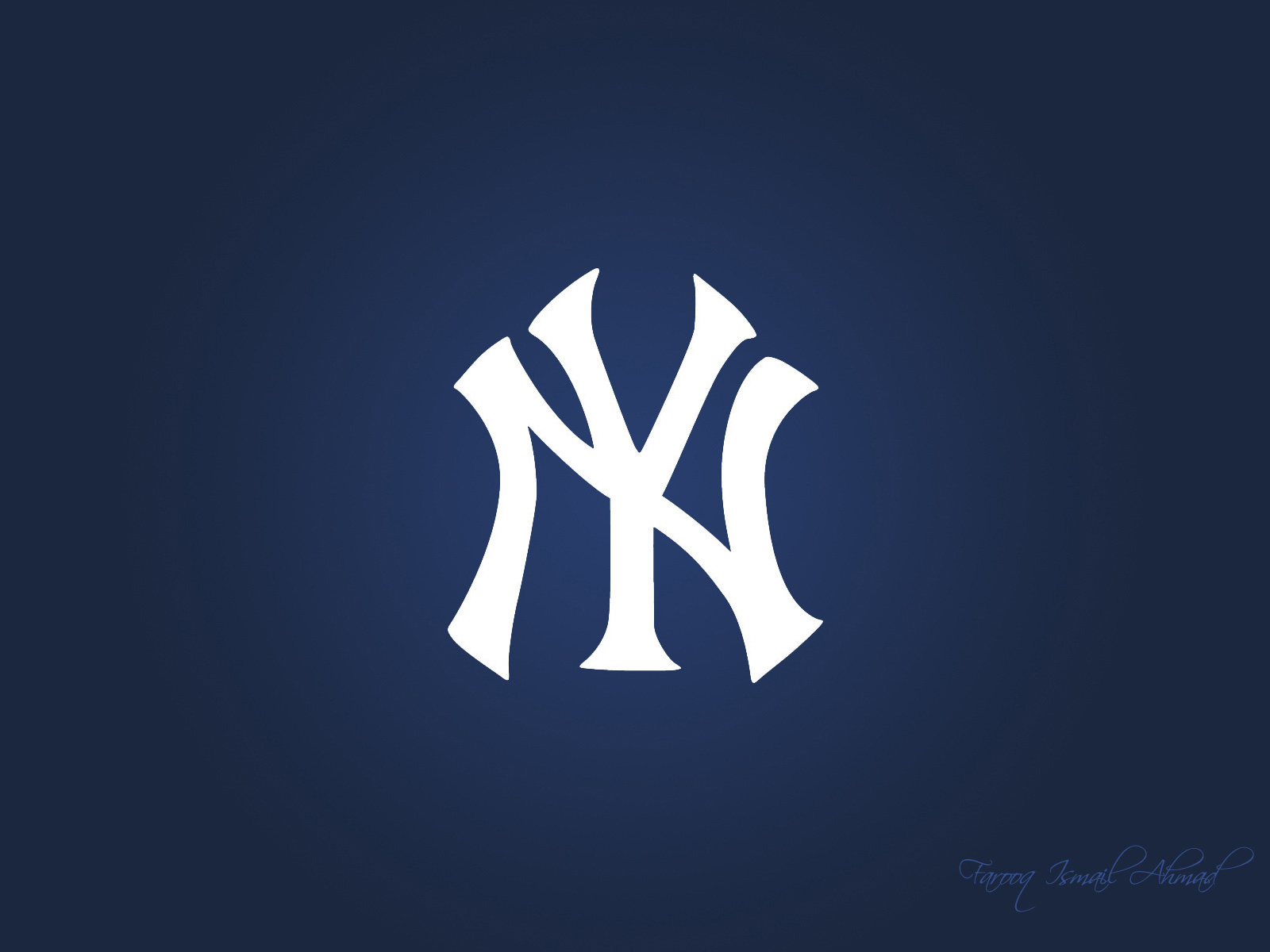 New York Yankees widescreen for desktop