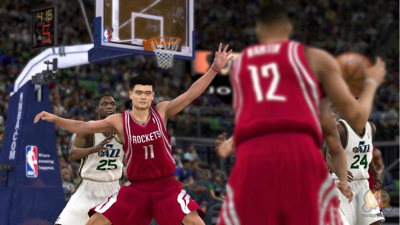 NBA 2K11: Yao Ming
