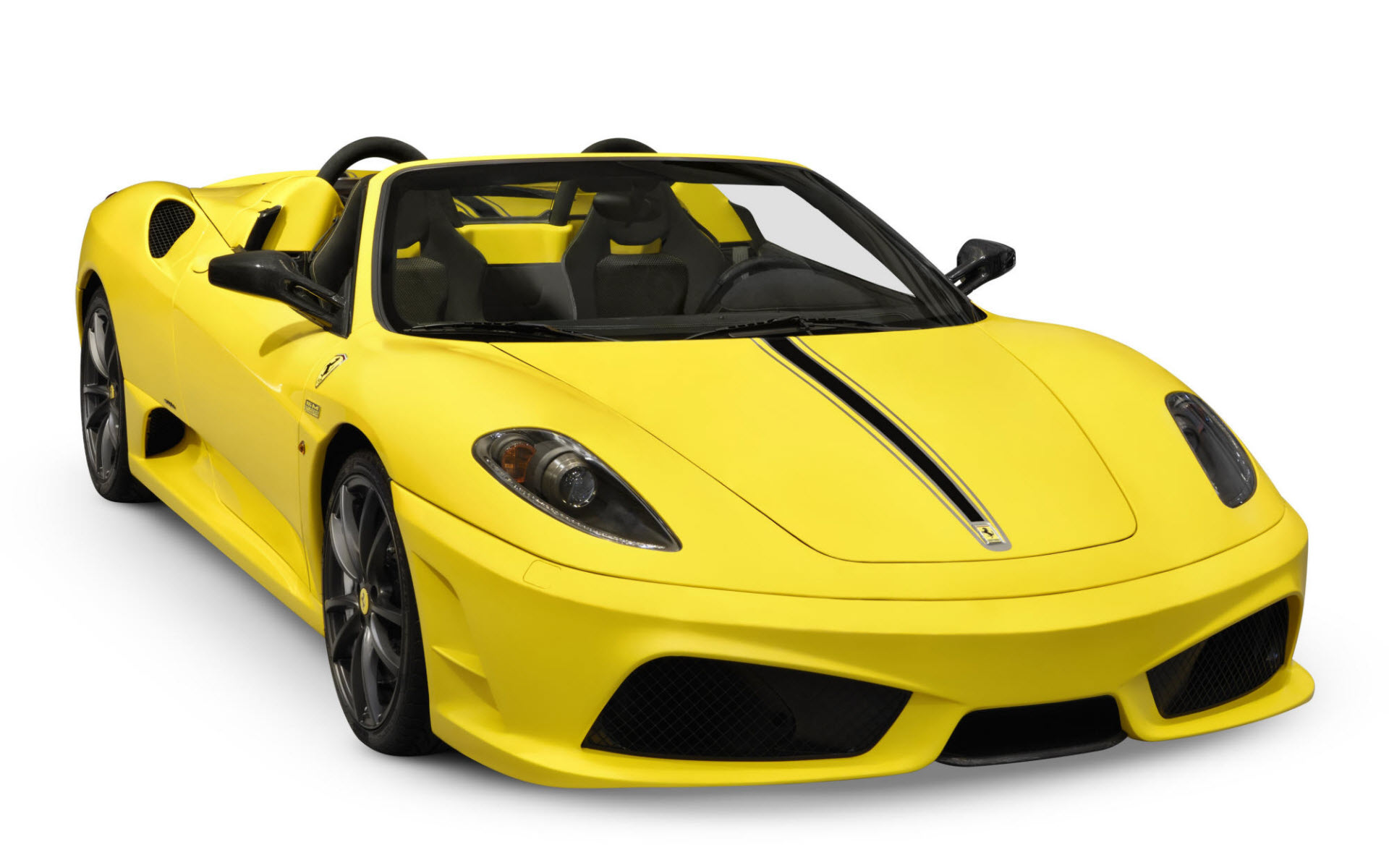 Yellow Car Background