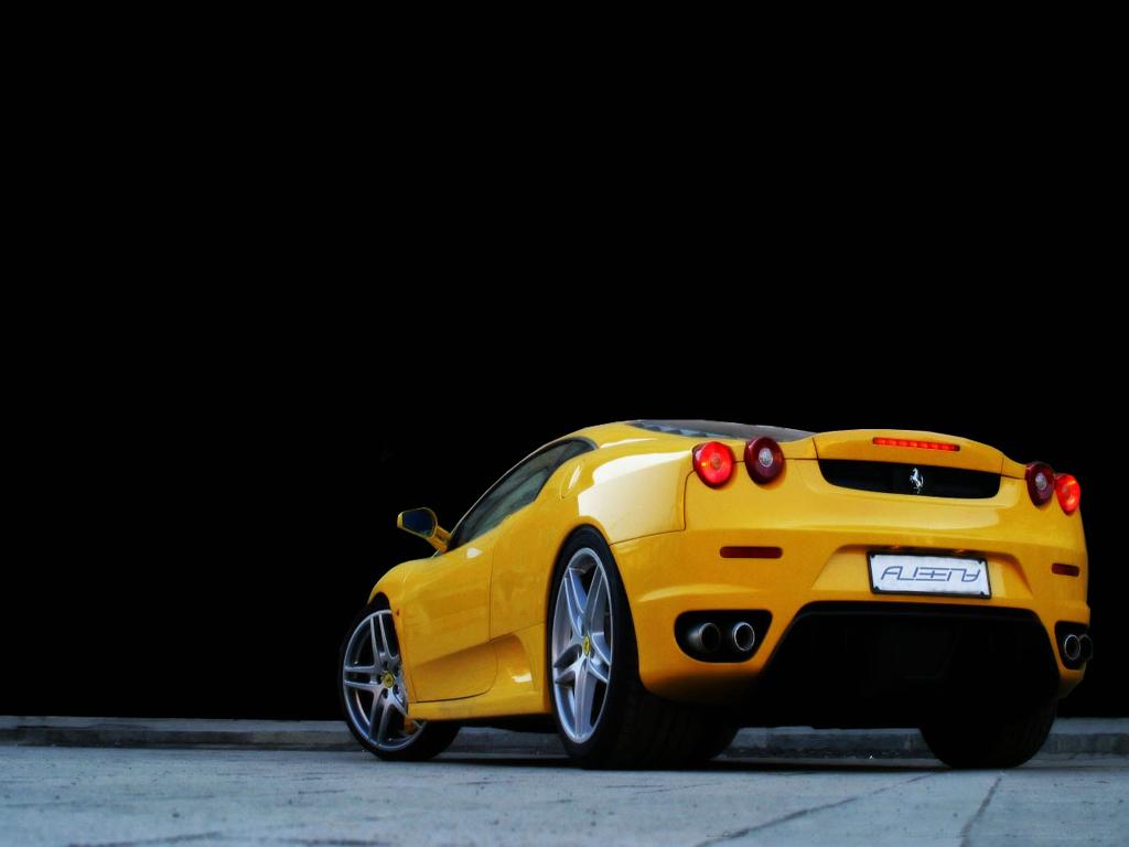 Yellow Ferrari Wallpapers 4805 Hd Wallpapers