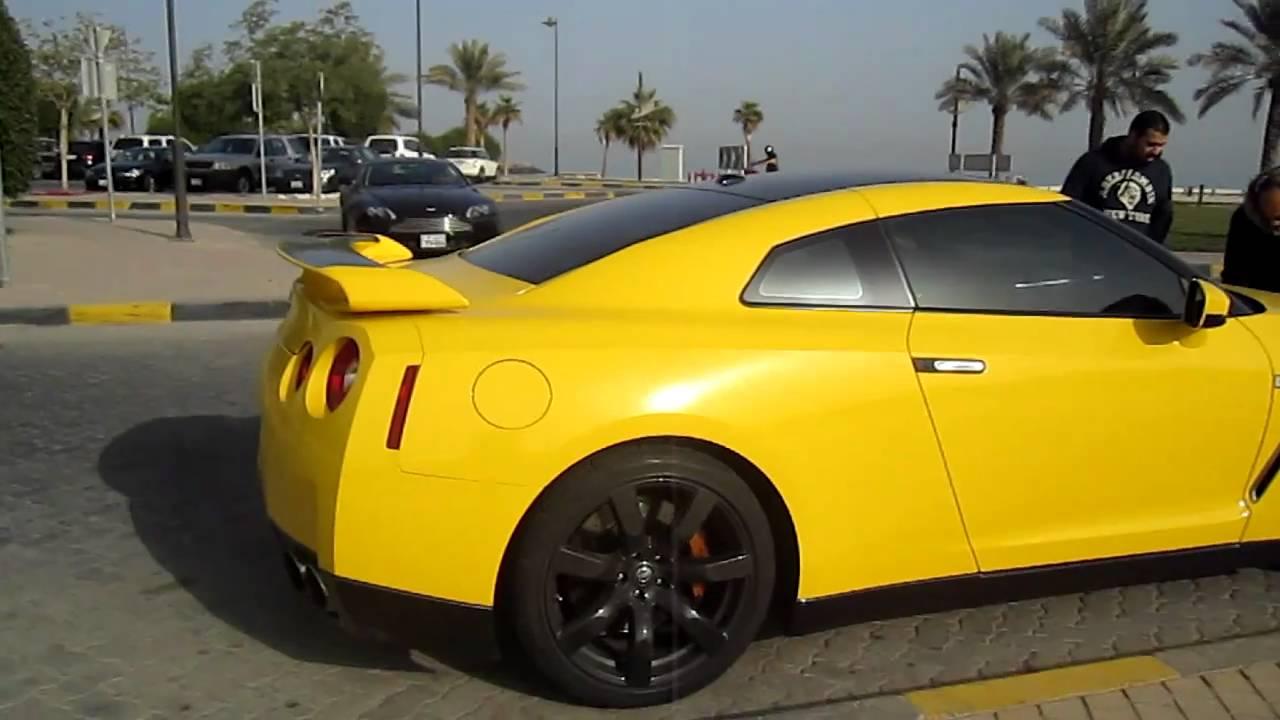 Yellow GTR