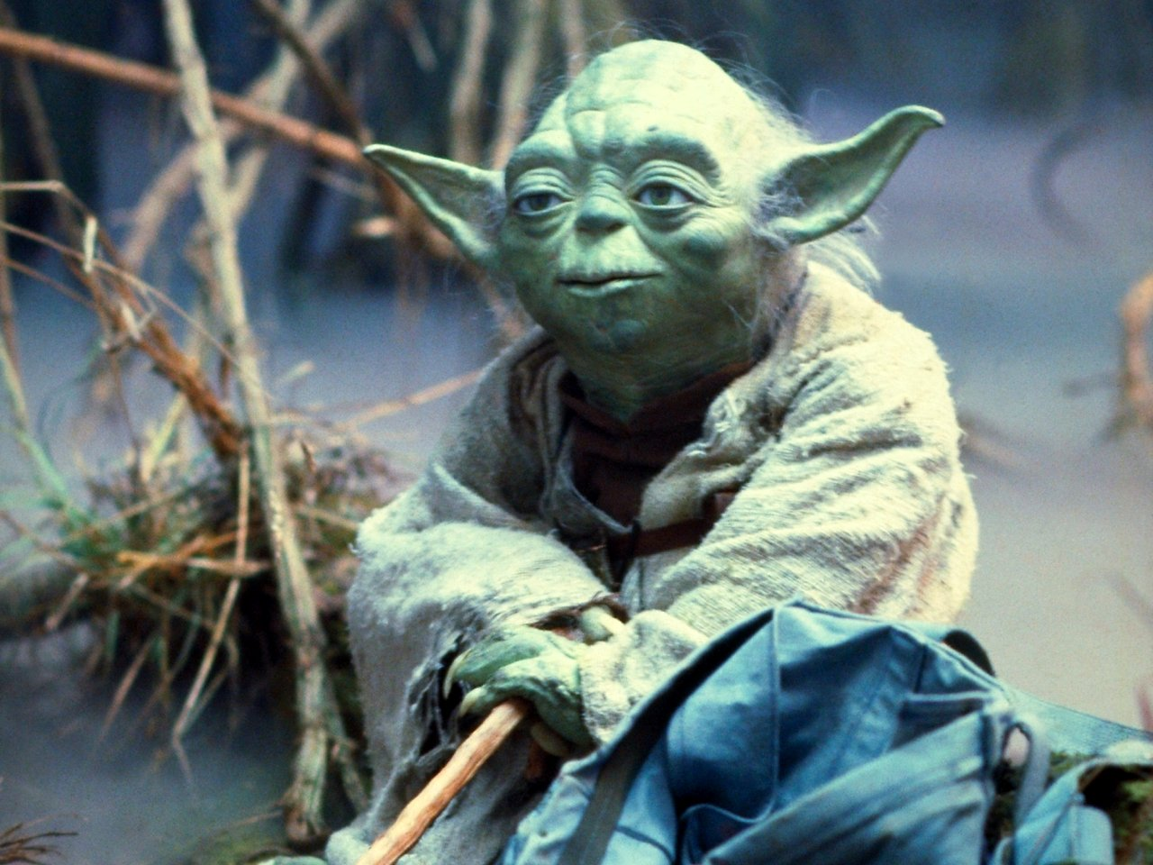 It is the only Star Wars series film in which Jedi Master Yoda does not make an appearance.