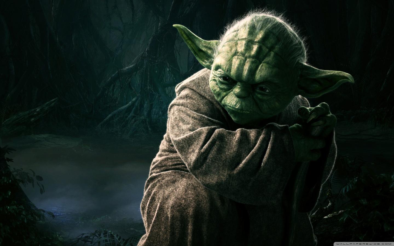 Yoda Wallpaper