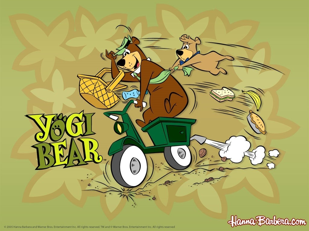 Yogi Bear Cartoon
