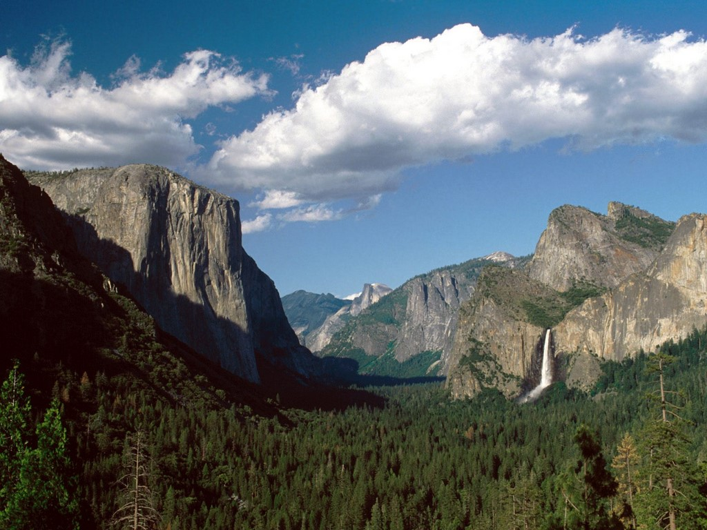 Yosemite valley california
