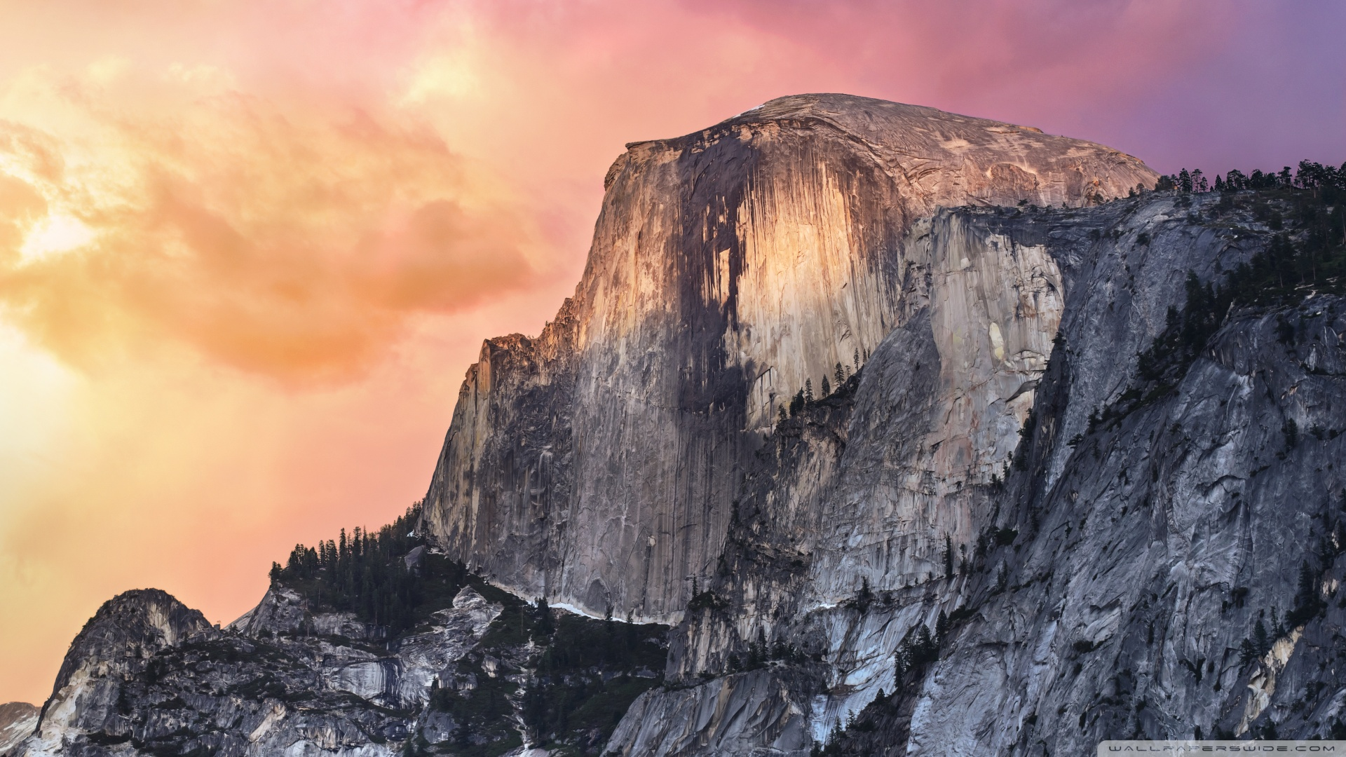 Yosemite Wallpaper HD