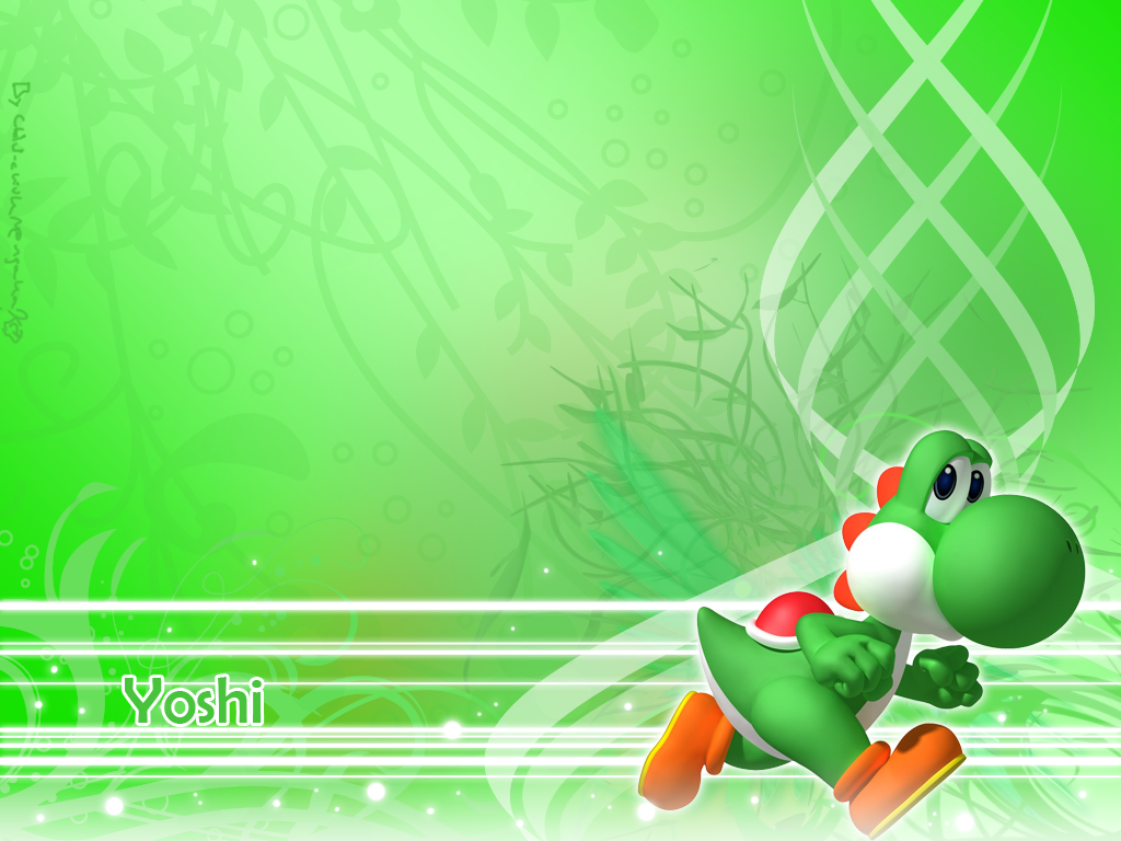 Wallpapers de Mario Luigi y Yoshi - Taringa!