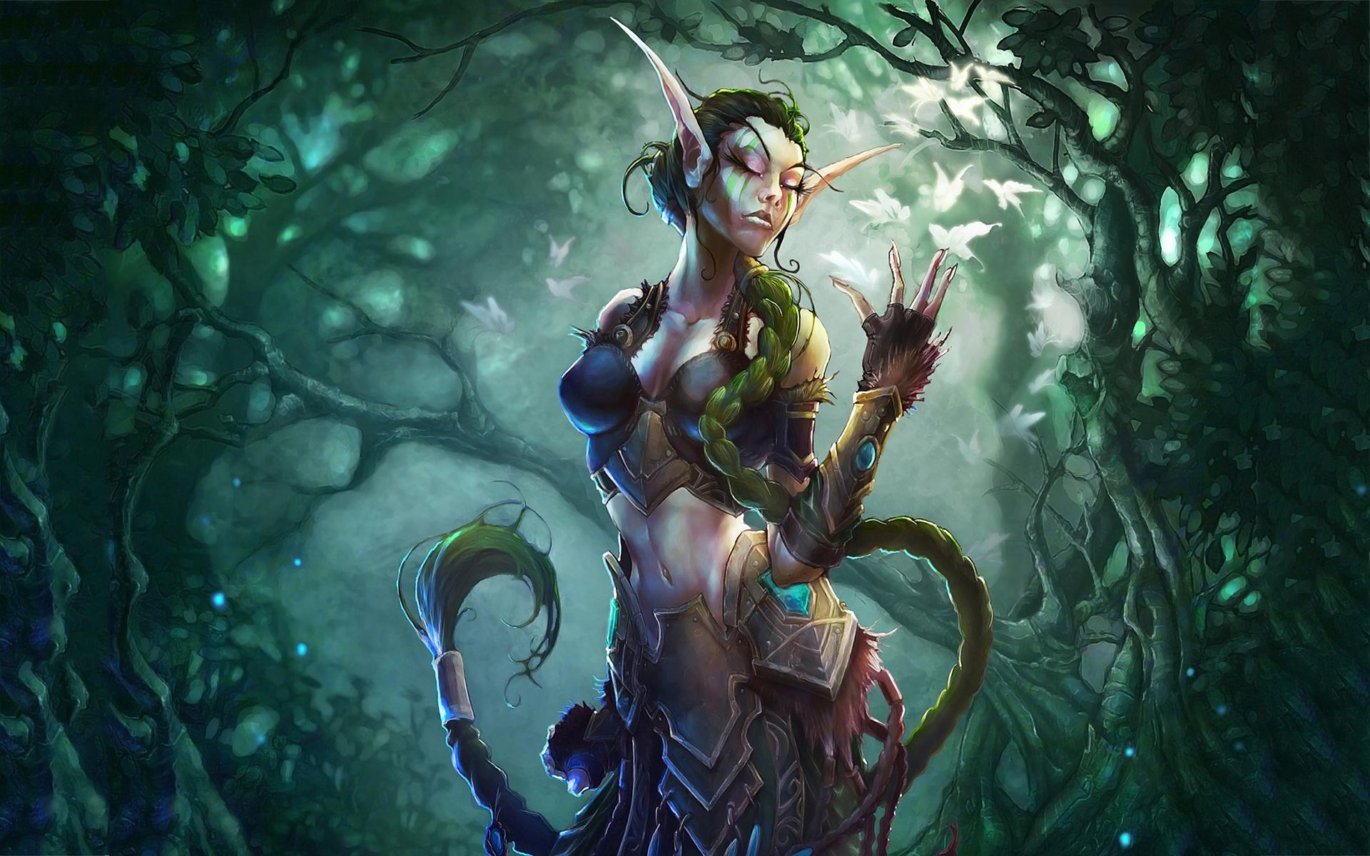 Ysera warcraft