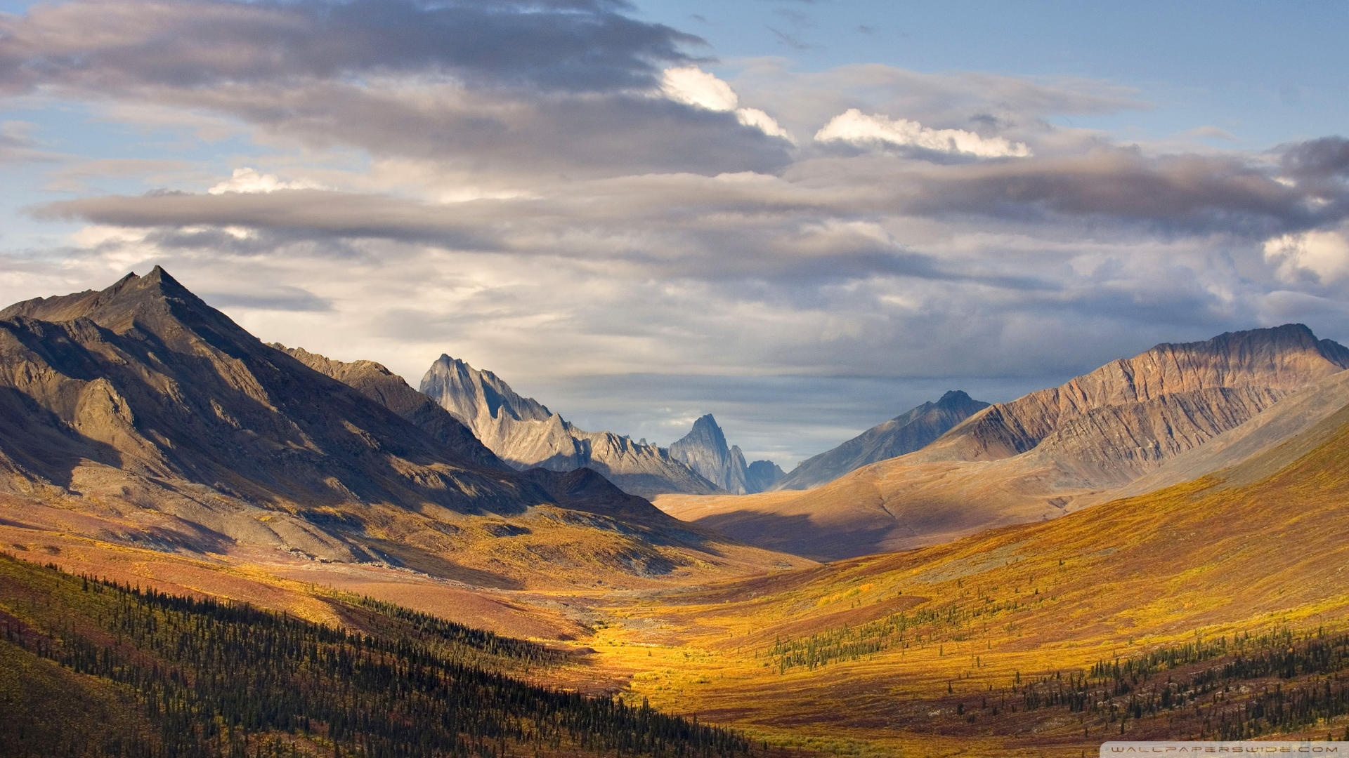 Yukon Wallpaper