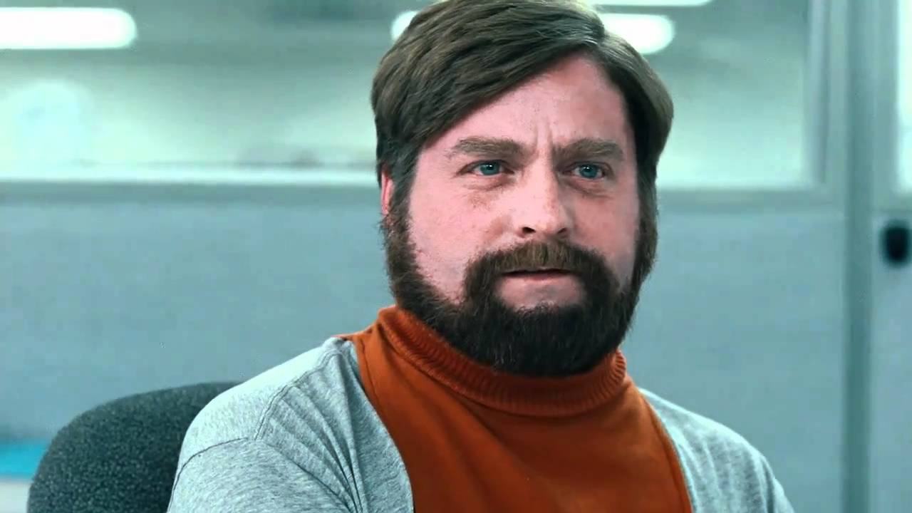 Zach Galifianakis Wheeze
