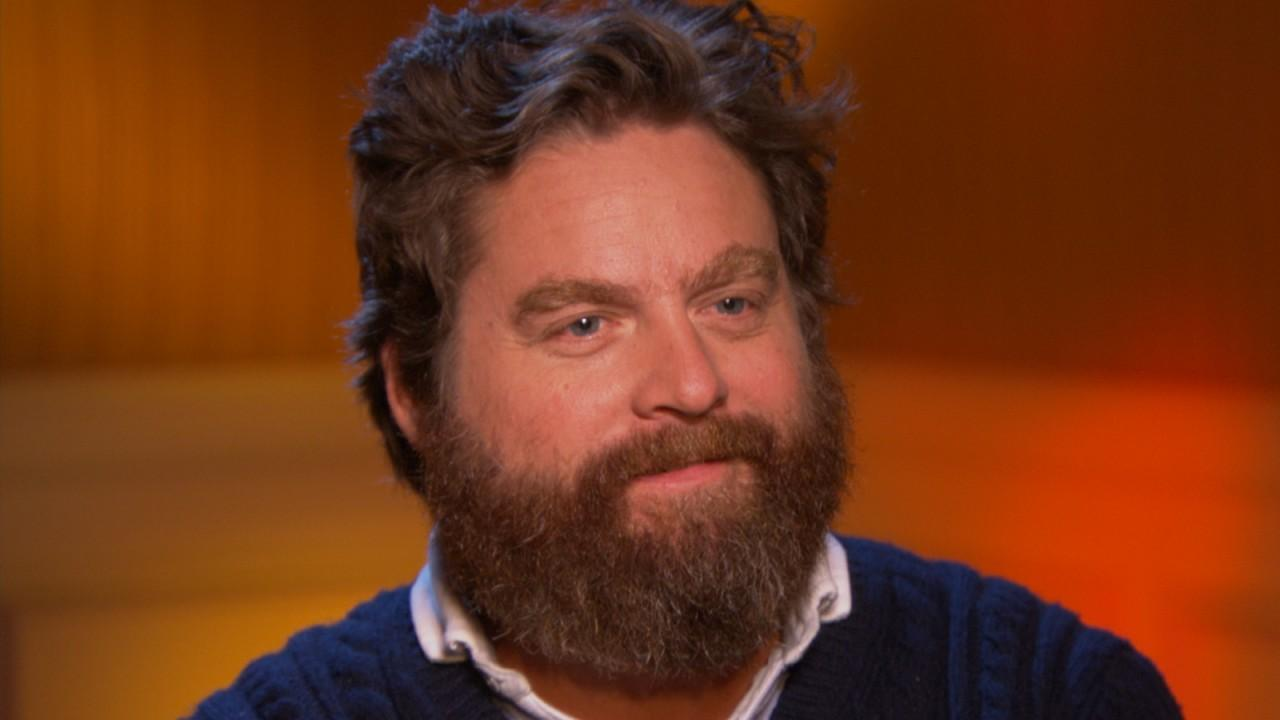 ... Zach Galifianakis Weight Loss · Zach galifiana.