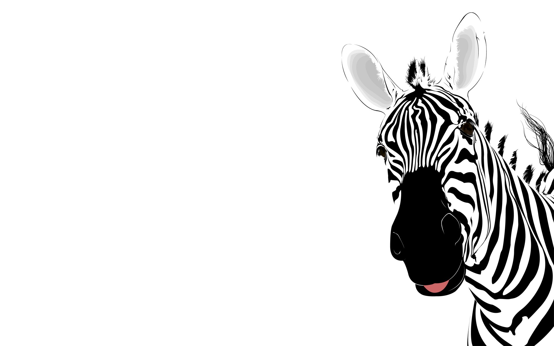 Zebra Back Ground - ClipArt Best