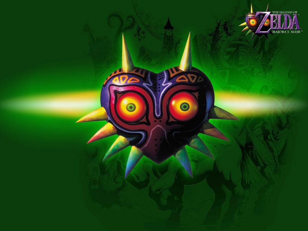 Zelda Mask