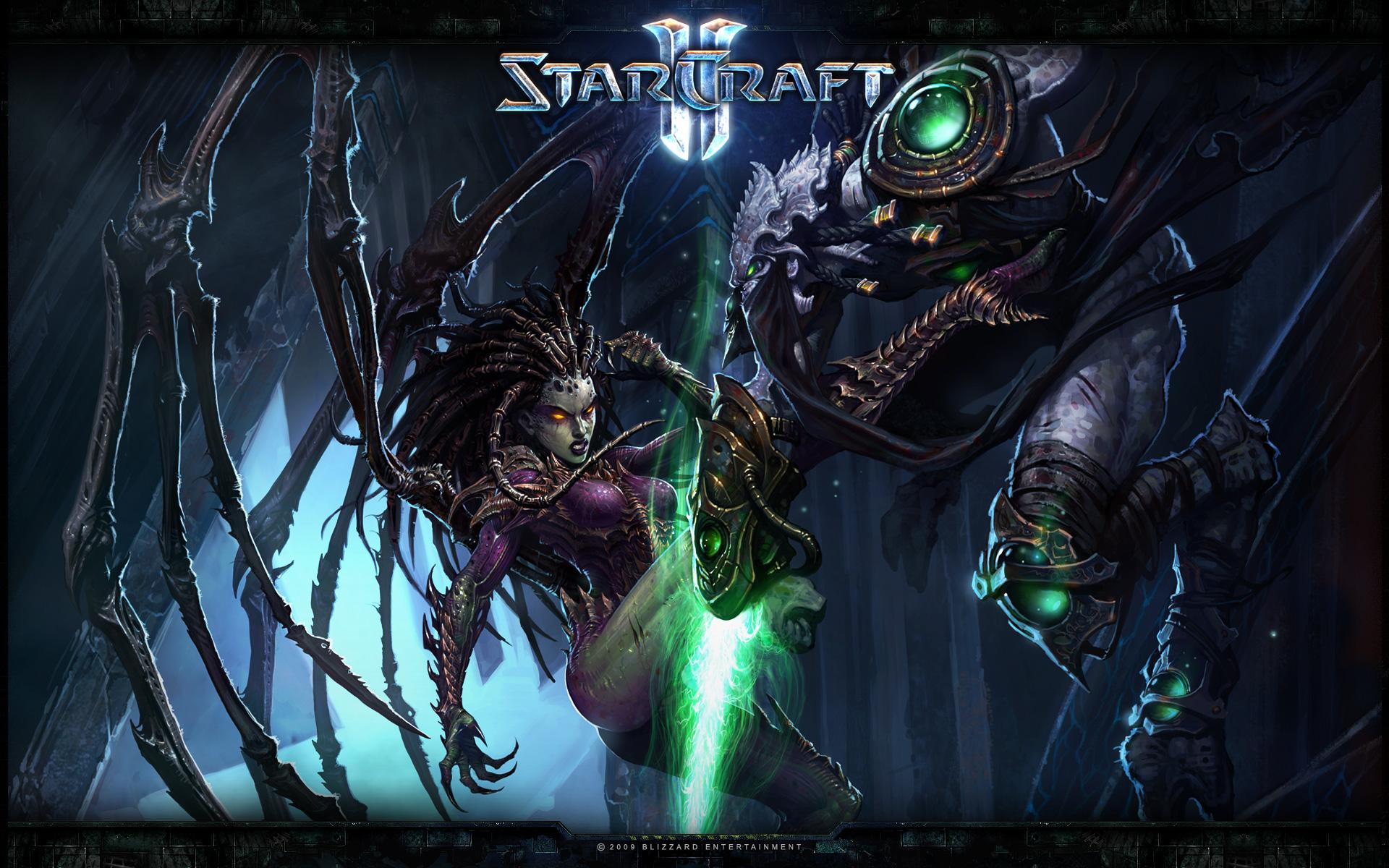 Zeratul starcraft
