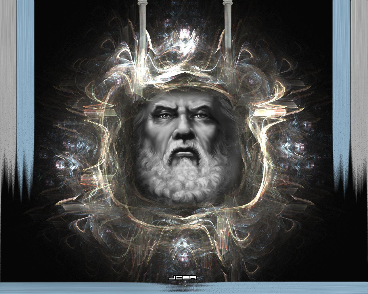 ... jcer--Wrath of the Gods - Zeus by Apophysis