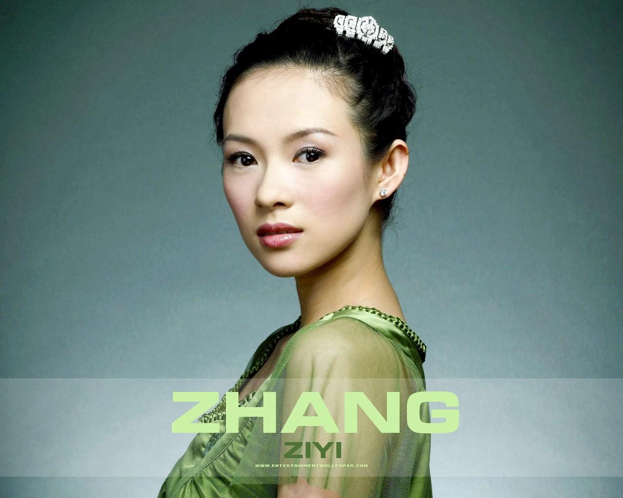 Zhang Ziyi Zhang Ziyi