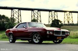1969 Pontiac Firebird 1920 x 1080