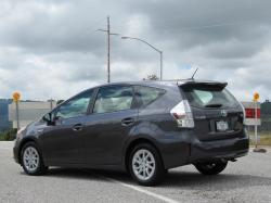 ... 2012 Toyota Prius V station wagon, Half Moon Bay, CA, May 2011 ...