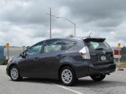 ... 2012 Toyota Prius V station wagon, Half Moon Bay, CA, May 2011 ...
