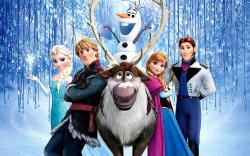 Frozen 2013 Animated Movie