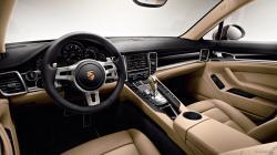 Porsche Panamera Platinum Edition (2013) - Interior Wallpaper