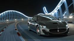 2014 Maserati GT MC Stradale