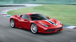 Ferrari 458 Speciale Wallpaper