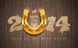 2014 lucky year
