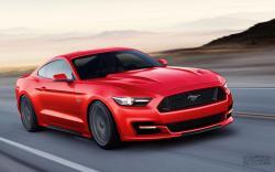 2015 Ford Mustang renderings - photo gallery