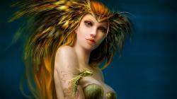 3D Fantasy Girls