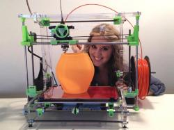 ... xl size 3d printer size matters