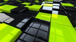 3D Cube Wallpaper 44345