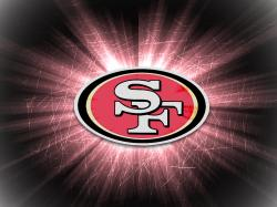 San Francisco 49ers…we love it!! :D If you're watching this, surely you too!