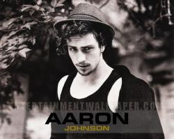 Aaron Johnson Wallpaper - Original size, download now.