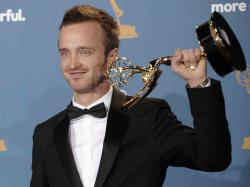 WATCH THE BREAKING BAD FINALE WITH AARON PAUL & BRYAN CRANSTON GO Donate