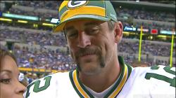 I'll see your Ryan Fitzpatrick, and raise you an Aaron Rodgers #BestNFLfacialhair