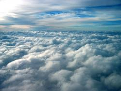 Above the Clouds by jyncus Above the Clouds by jyncus