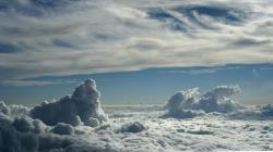 Above the clouds for 1920x1080 Download 1920x1080 Above The Clouds Wallpaper