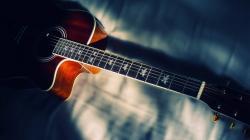 acoustic guitar full hd wallpaper for desktop