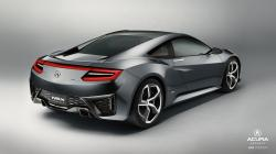 FY12 FV NSX WALLPAPER 03 750x422 Acura NSX A BMW i8 Competitor