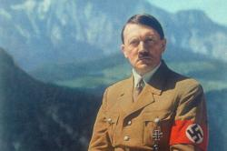 ... such as the theory that Hitler actually used a base on Antarctica to communicate with ethereal beings, ancestors of the Aryan race.