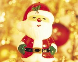 Cute Santa Windows 8.1 Theme and Wallpapers