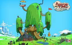Adventure Time Res: 1680x1050 / Size:344kb. Views: 495433