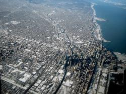 File:Chicago Downtown Aerial View.jpg