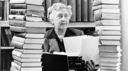 Writer Annie Neal to Transform Agatha Christie into a Swa | Women and Hollywood