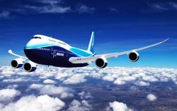 Aircraft 747 Jumbo 4k wallaper